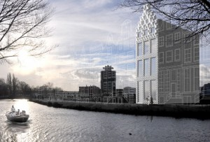 3D-printed-canal-house-by-DUS-Architects