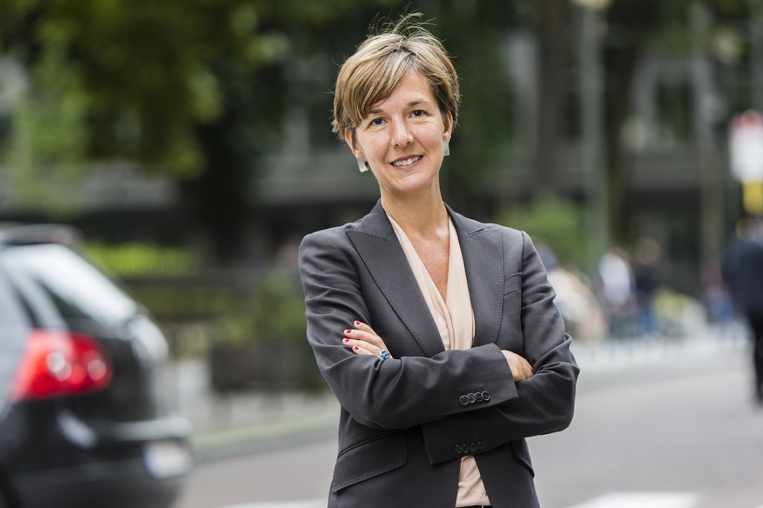 Interview Anna Lisa Boni about Smart Cities