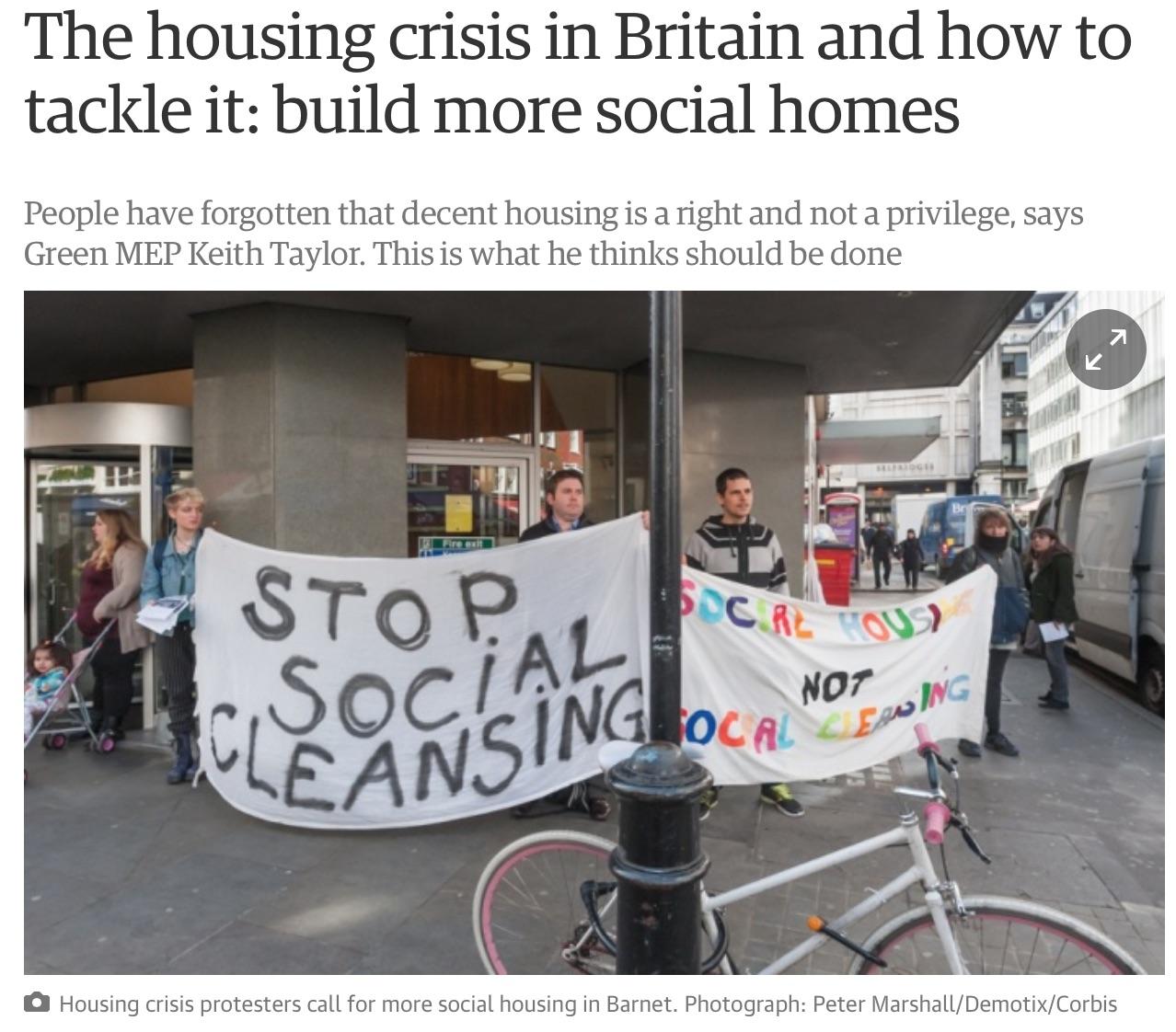 1503 housing UK