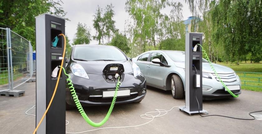 More than 336% increase in electric car-kilometres in Rotterdam