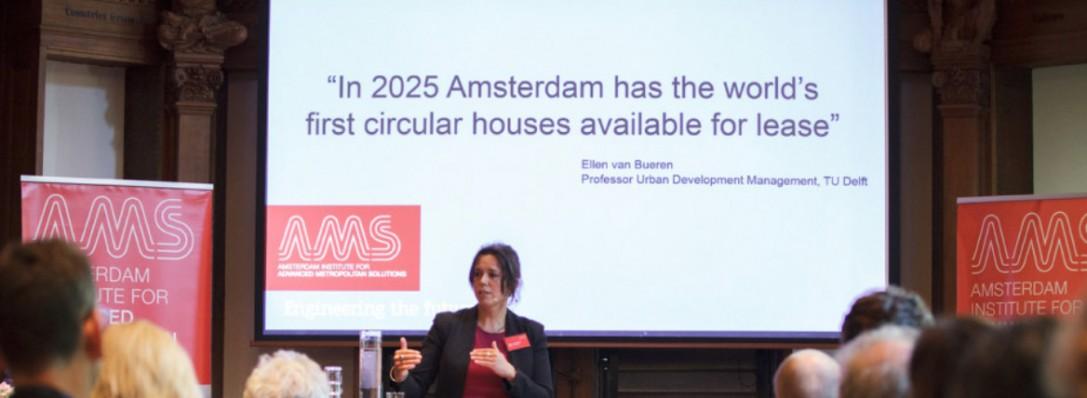 AMS: Scientific views on the 'circular city'