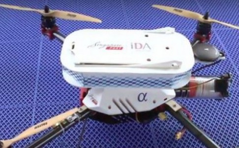 Singapore Post tests drone delivery as part of island state's 'smart nation' vision