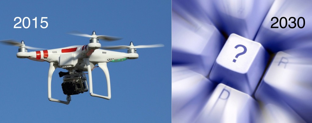 1510 toekomst drones...